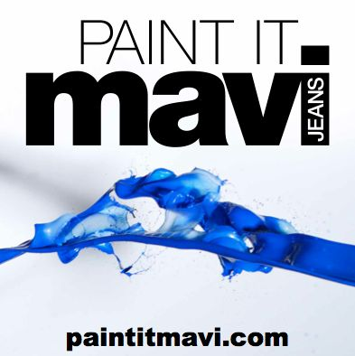 "#Mavi means ""#blue"" in Turkish  #advertising #bondi #bondiadvertising"
