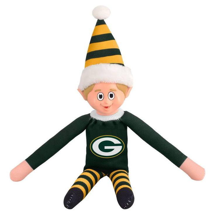 Green Bay Packers Plush Elf