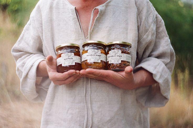 labels / Richard Stávek's products / Nikola Malenová / tabletters
