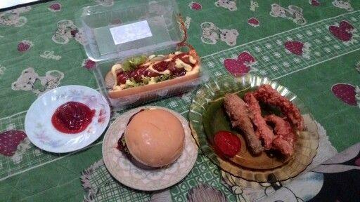 junk food time