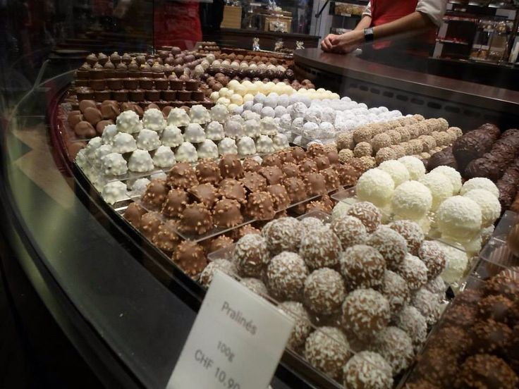 Zurich Chocolates