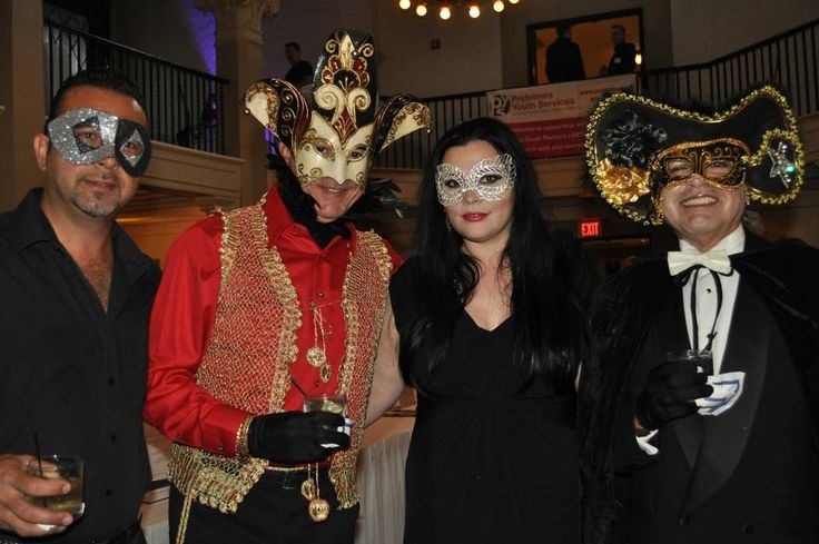 Tickets now on sale for Pridelines Youth Services Masquerade Ball Aug. 15 at Biltmore