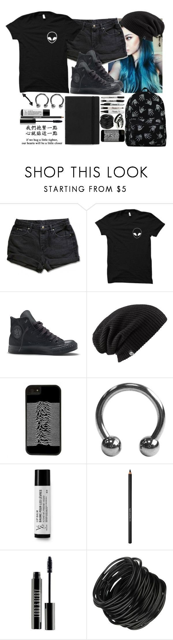 """""""[Travelling to Greece w/ the girls]"""" by purplemonkeys005 ❤ liked on Polyvore featuring Mavi, Converse, FiloFax, CellPowerCases, V76 by Vaughn, Lancôme, Lord & Berry and mandy"""