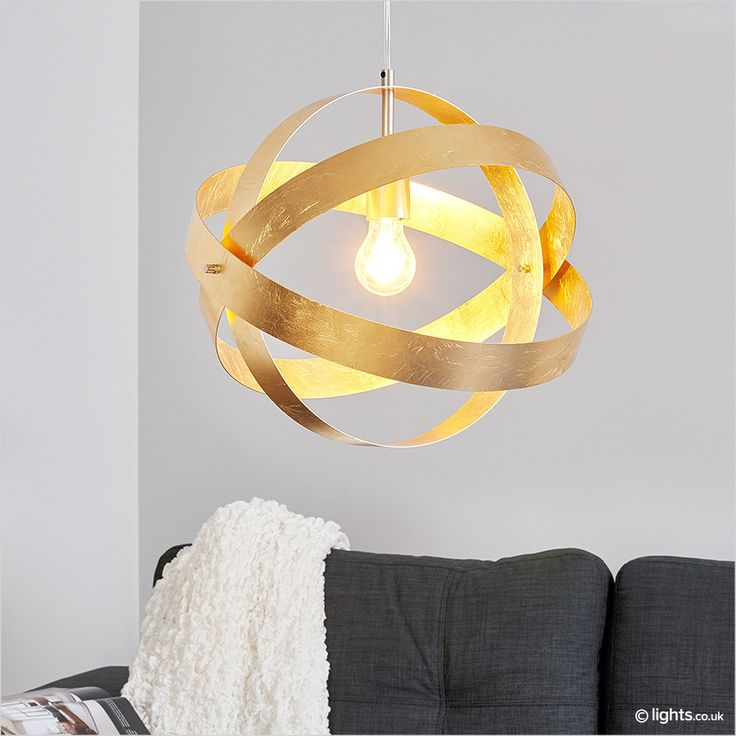 Exclusive LED Hanging Lamp Cara