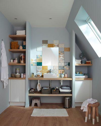 17 meilleures id es d co chambre d 39 tudiant sur pinterest - Plan salle de bain castorama ...
