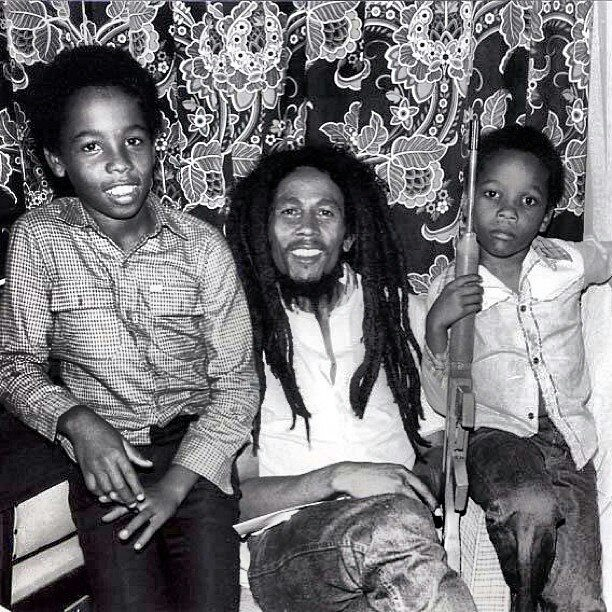 Ziggy, Bob and Stephen