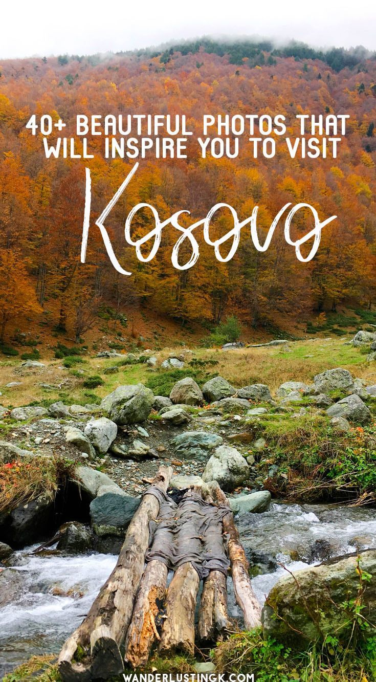 Kosovo is one of the gems of the Balkans. Discover Kosovo through beautiful photos to inspire you to visit the Balkans. #Kosovo #Balkans #Photography