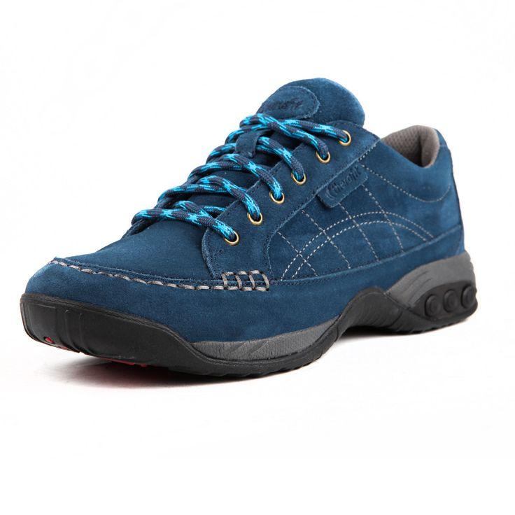 Erika Women's Suede Oxford Shoe