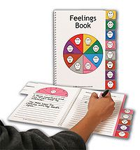 the Feelings Book is SO useful and helpful for teaching students about feelings and emotions and what they can do when they are feeling certain emotions - - Re-pinned by @PediaStaff – Please Visit http://ht.ly/63sNt for all our pediatric therapy pins