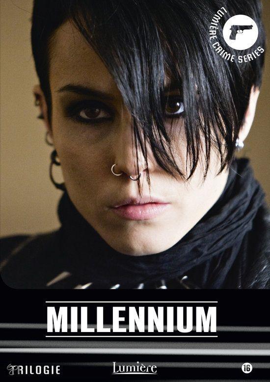 Millennium Trilogie - Stieg Larsson (Mannen die vrouwen haten - De vrouw die met vuur speelde - Gerechtigheid)