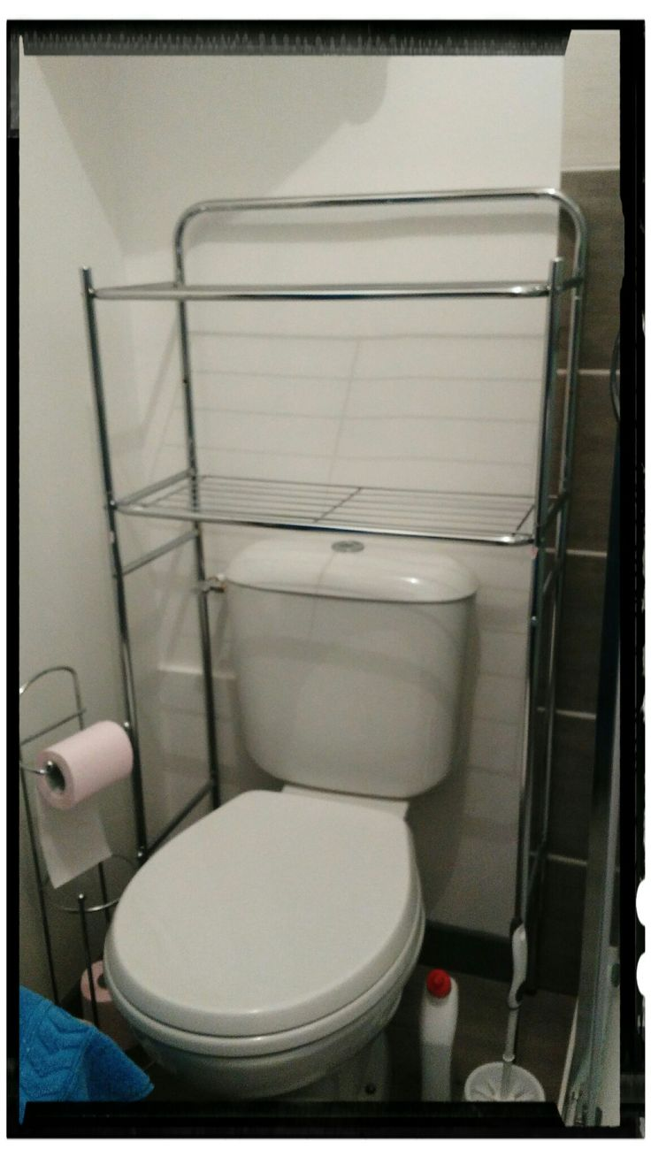 1000 id es sur le th me etagere wc sur pinterest tag re for Meuble wc gifi