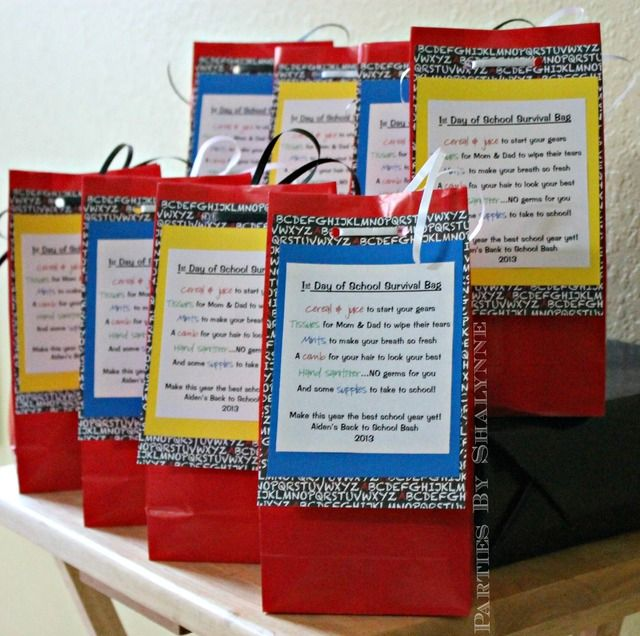 Back to school Back to School Party Ideas | Photo 2 of 20