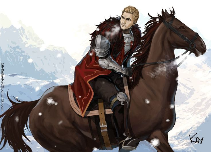 Cullen Rutherford by LilyRutherford on DeviantArt