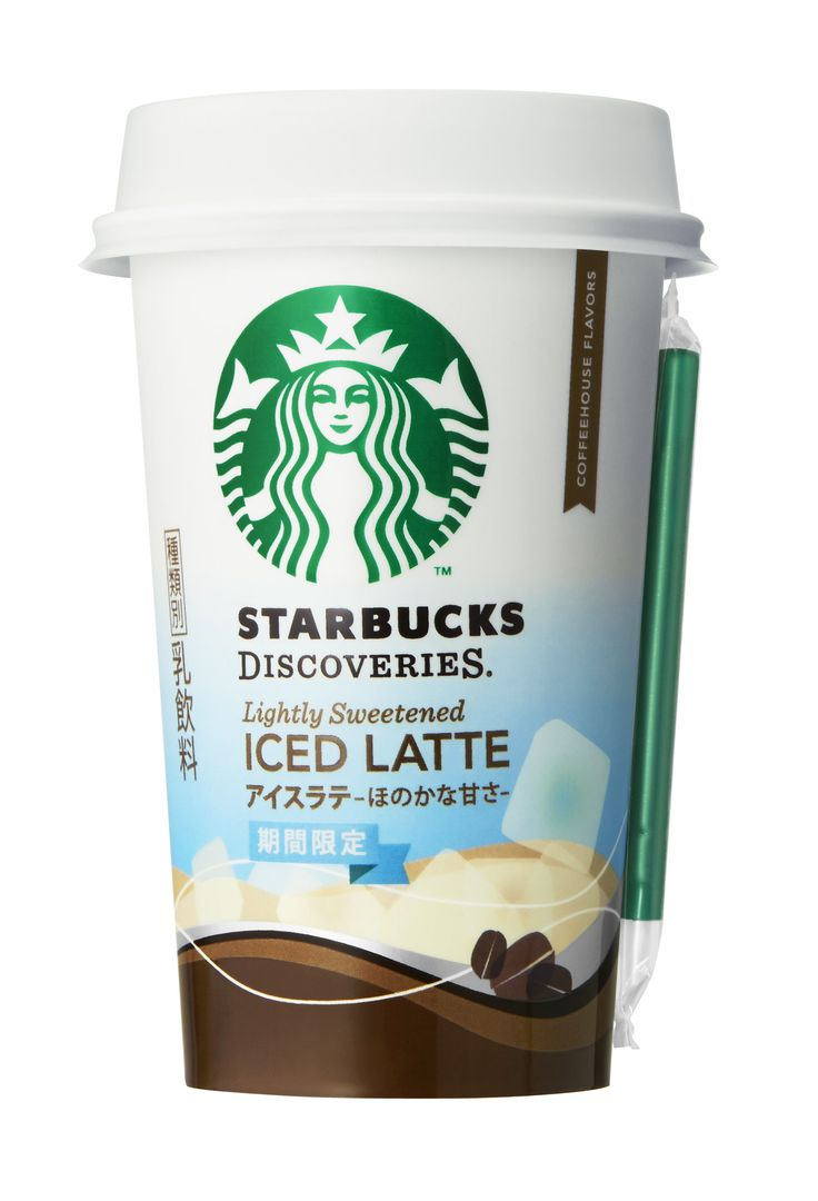 Starbucks Discoveries Lightly Sweetened Iced Latte