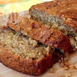 Recipe photo: Oaty Banana Bread