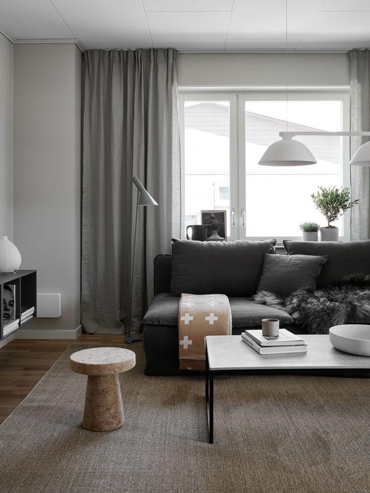 Warm and stylish home - via Coco Lapine Design blog