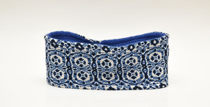 Bohemian Blue Chilly Headband