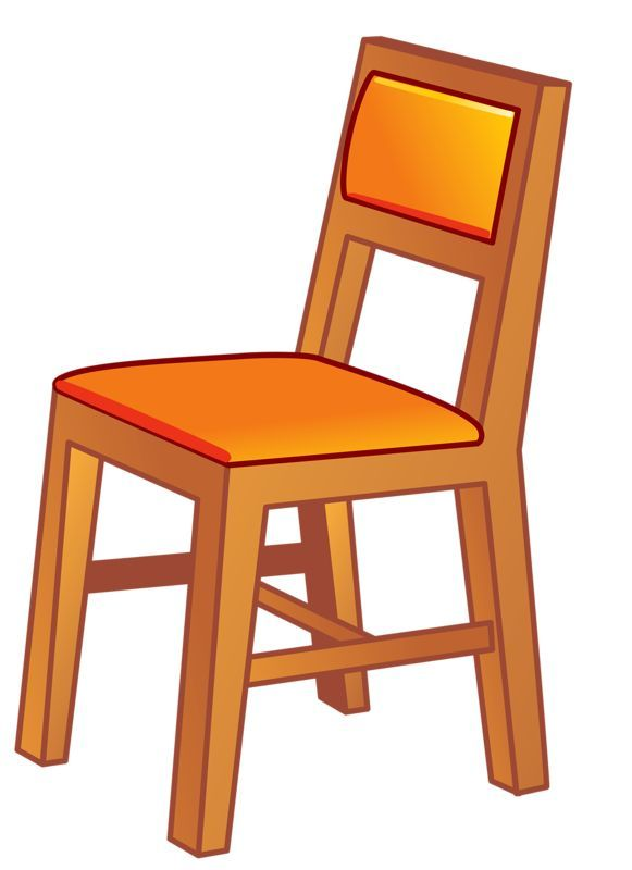 89 Reference Of Chair Illustration Clipart In 2020 Chair Clip Art Miniature Furniture