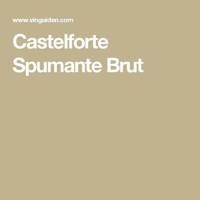 Castelforte Spumante Brut