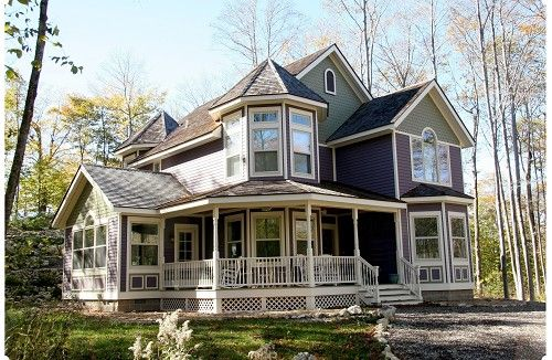 78 best images about addition on pinterest hexagons for Custom victorian homes