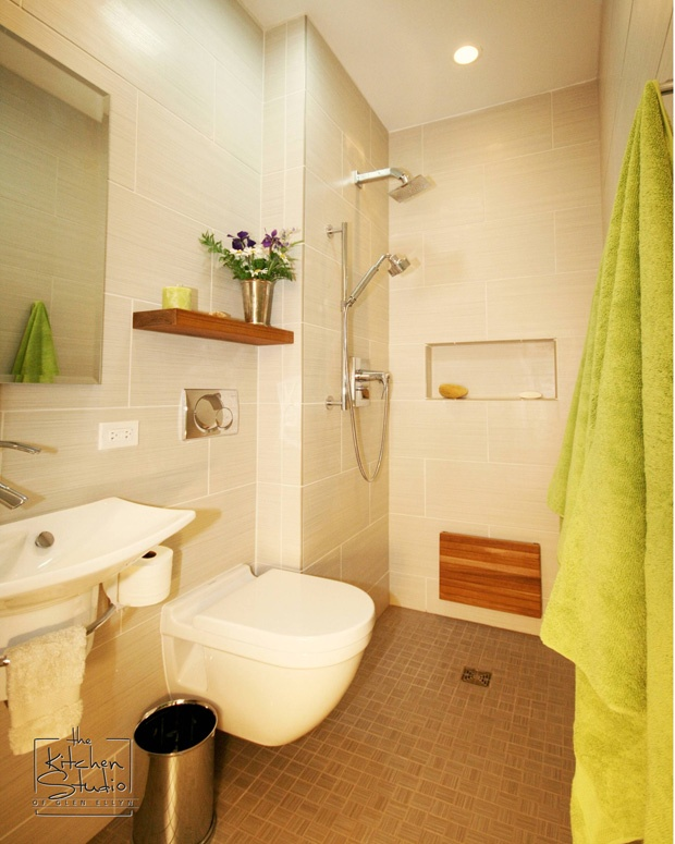 aging in place bathroom remodel glen ellyn bath design the kitchen bath - Bathroom Design Ideas For Elderly