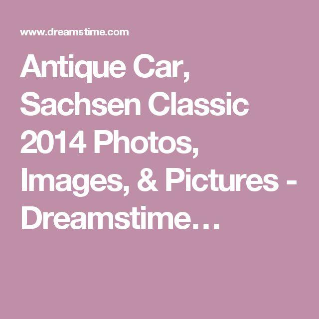Antique Or Classic Car