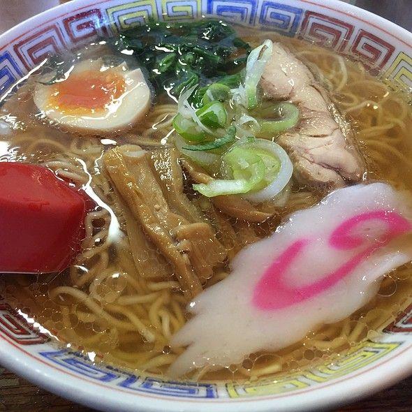 日の出製麺所 - 東京ラーメン - Foodspotting