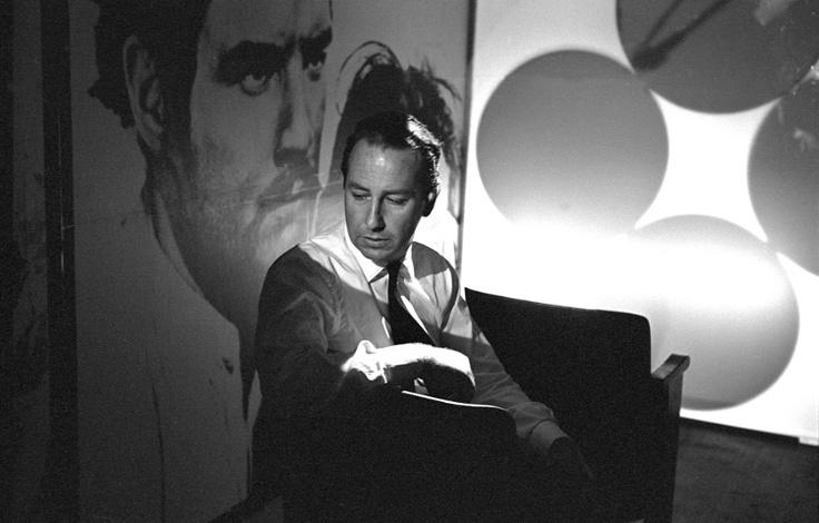 Fabio Mauri, 1970  Courtesy Elisabetta Catalano  Foto di Elisabetta Catalano