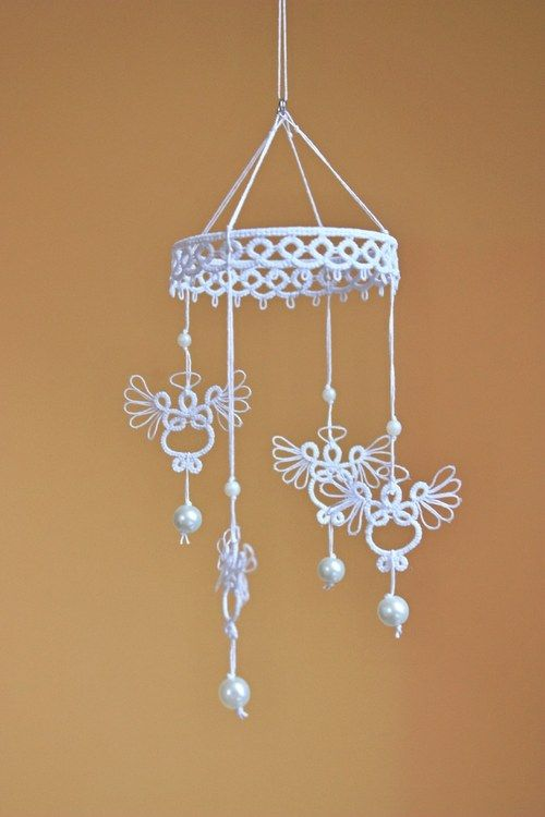 Beautiful angels carousel, pattern by Ivana F.