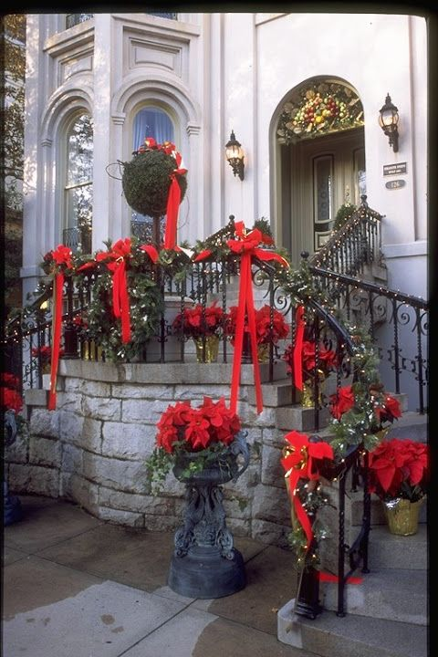 Christmas House Tours Savannah Ga