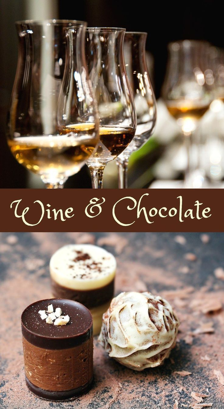 14 of the Best Ways to Pair Wine and Chocolate {Wine Glass Writer}