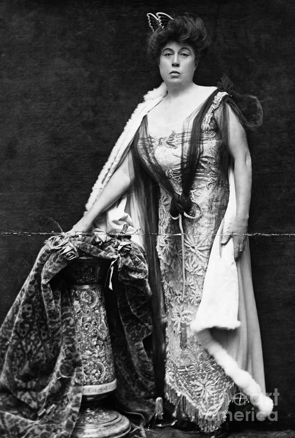 Margaret Molly Brown  (1867-1932). The Unsinkable Molly Brown. American Socialite, Philanthropist, Activist, And Survivor Of The Titanic. Ph...