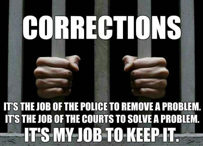 Funny Correctional Officer Meme : Correctional officer job description correctional officer resume
