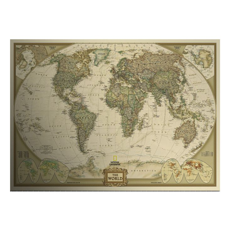זול גדול vintage מפת עולם קישוט בית מפורט תרשים קיר פוסטר עתיק רטרו מט נייר קראפט נייר מפת 28 * 18 inch של עולם, לקנות איכות מדבקות קיר ישירות מספקי סין: חומרים : מט נייר קראפט גודל : 72.5 * 47.5 cm תהליך הדפסה : משקל הוא 55 גרם + 20 גרם אריזה      L