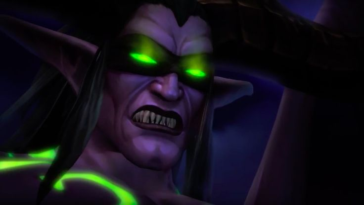 World of Warcraft: Legion Official Sacrifice Trailer