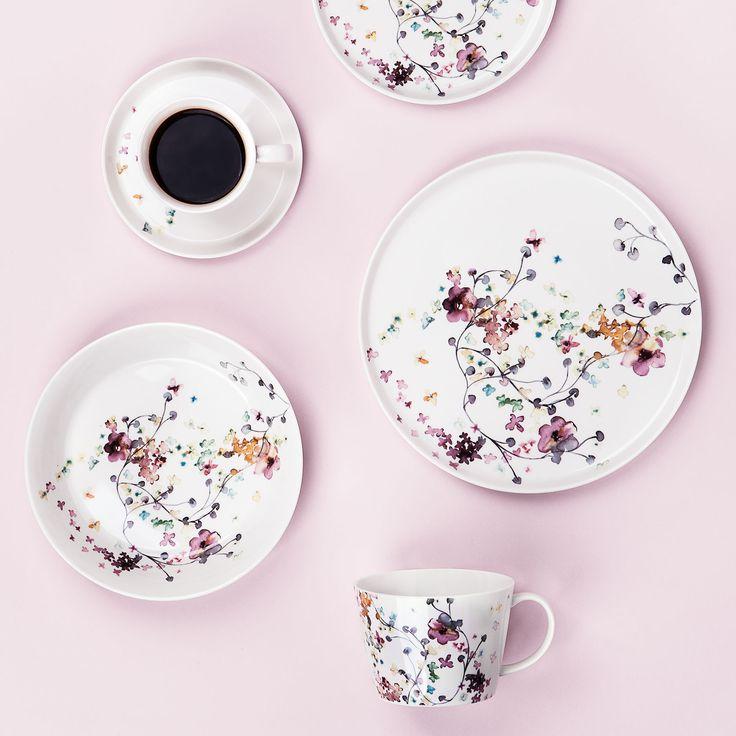 Flora - Exclusive to Duka Kitchen Life by Swedish artist Malin Björklund