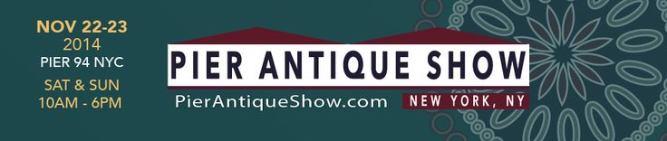 The Pier Antique Show-NYC