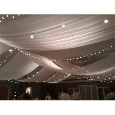LED Lyslenke - 10 meter - perfekt til oppheng under partytelt og andre steder.