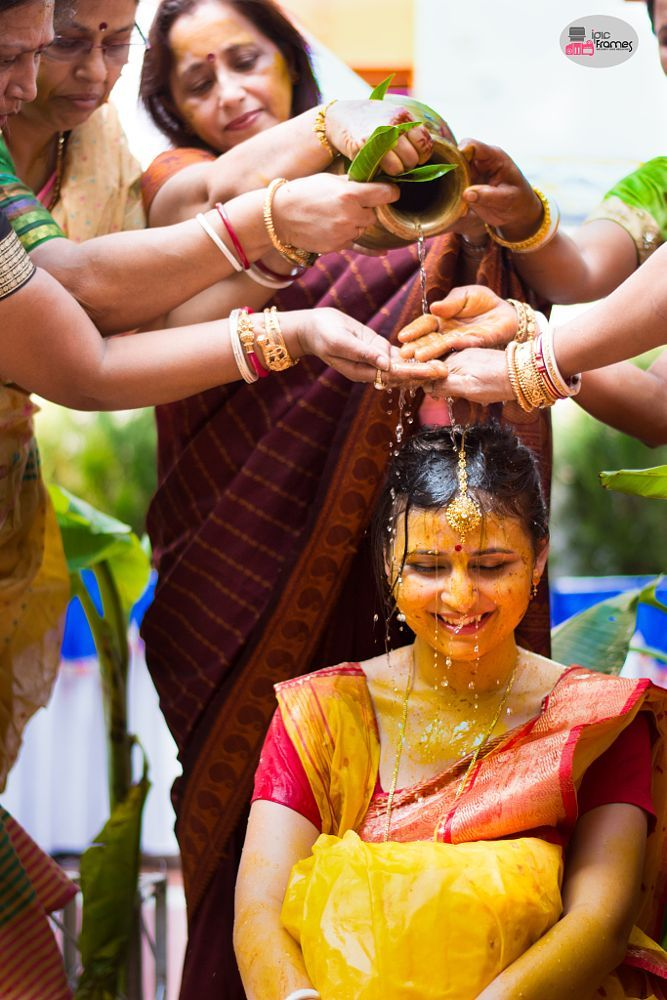 Haldi ceremony in Big Indian Wedding by iPic Frames on 500px                                                                                                                                                                                 More