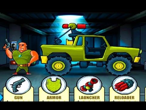 Mad Day Gameplay Car Game Cartoon for Kids