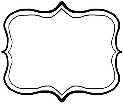 9 best frame templates and clip art images on pinterest templates rh pinterest com free cookie frame clipart free frame clip art borders