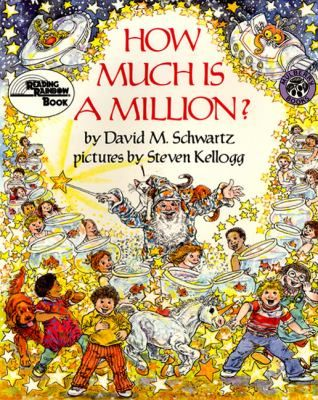 Text and pictures make possible the conceptualization of a million, a billion, and a trillion.
