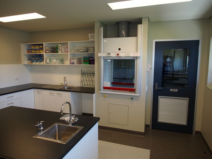 Science Laboratory Fume Cupboard - Cairns