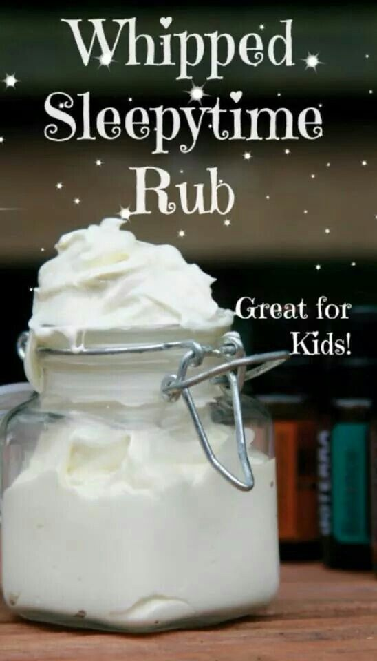 Sleep Rub! To purchase the oils listed for this recipe please visit my website and not the one listed. www.mydoterra.com/ashleywhitesell