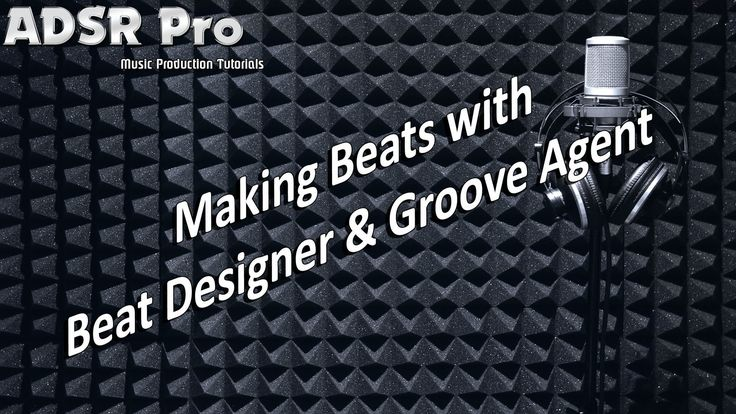 Creating beats with Beat Designer and Groove Agent SE 4 in Steinberg Cubase