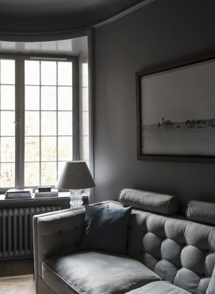 Estelle Nordenfalk's home - via cocolapinedesign.com