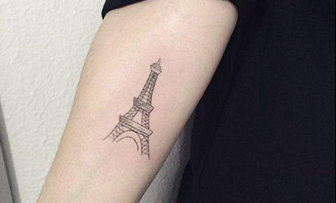 ¿Te gustan los tatuajes y viajar? ¡Atenta a estos diseños! #tattoos #tatuajes #viajar #viajes