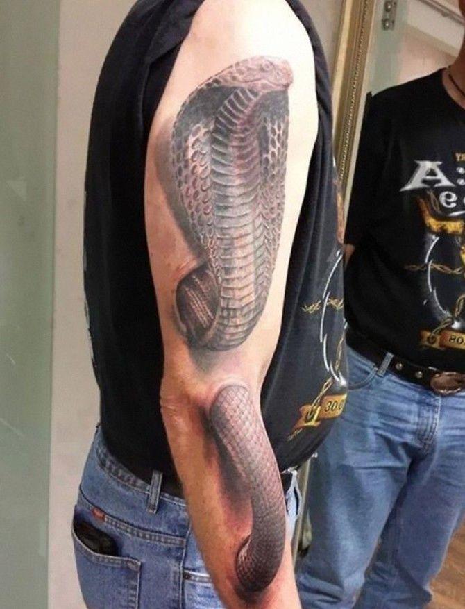 Впечатляющие 3D-татуировки, которые поражают своим реализмом (фото), фото - Стиль жизни. «The Kiev Times»