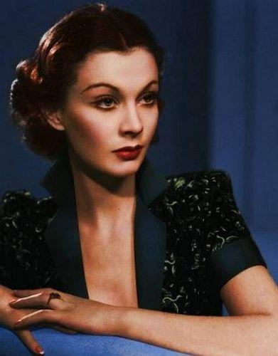 Beautiful Vivien Leigh....