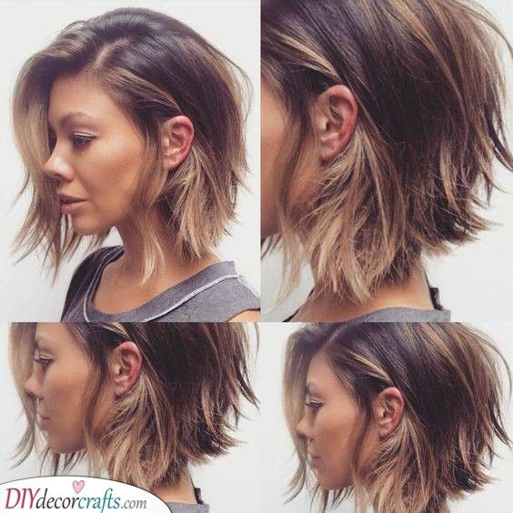 Glamorous Bob – Hairstyles for Women with Thin Fine Hair